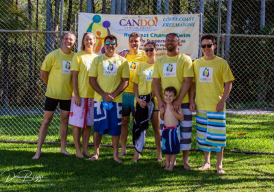 HQB Accountants Auditors Advisors participate in the CanDo Cancer Rottnest Island Swim